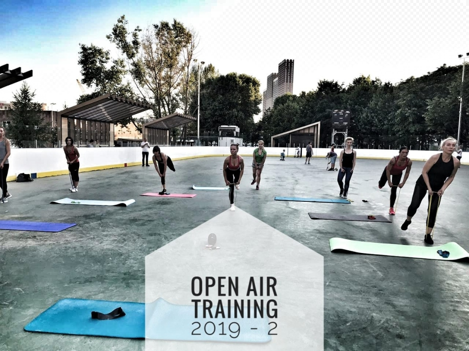 Open Air Training 2019-2